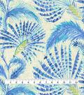 Dena Designs Upholstery Fabric 13x13\u0022 Swatch-Shake & Stir Azure