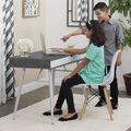 Studio Designs Alcove Desk-White/Cement