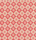 Keepsake Calico Cotton Fabric 44\u0022-Koshi Coral