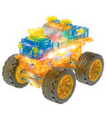 Laser Pegs 6 in 1 Super Monster Truck