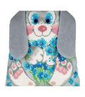 RIOLIS 11.75\u0027\u0027x13.75\u0027\u0027 Counted Cross Stitch Cushion Kit-Bunny