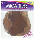 UA Artquest 6\u0022x8\u0022 2 oz. Mica Tile Embellishments