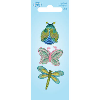 Ladybug/Butterfly/Dragon 3/Card