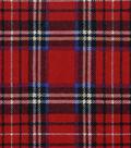 Snuggle Flannel Fabric 42\u0027\u0027-Stewart Plaid