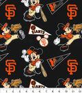 San Francisco Giants Cotton Fabric-Mickey