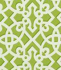 Home Decor 8\u0022x8\u0022 Swatch Fabric-Williamsburg Francis Fret Spring