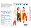 Kwik Sew Misses Casual-K3701