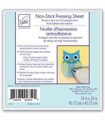 "June Tailor Non-Stick Pressing Sheet 18""x18"""