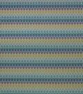 Richloom Studio Lightweight Decor Fabric 54\u0022-Vanish/Aquamarine