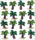 Jolee\u0027s Mini Repeats Stickers-Palm Trees