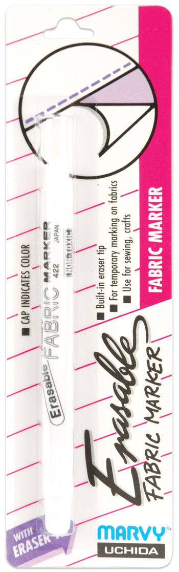 Erasable Fab Marker White