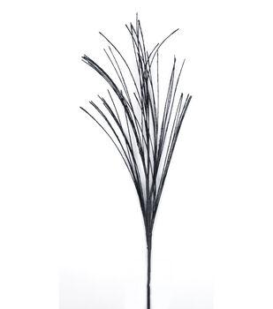 "Bloom Room 35"" Glitter Ting Branch-Black"