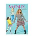 McCall\u0027s Girls Casual-M7274