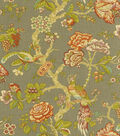 Home Decor 8\u0022x8\u0022 Fabric Swatch-Waverly Casablanca Rose Cardamom