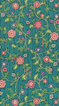 Home Decor 8\u0022x8\u0022 Fabric Swatch-IMAN Home Radiant Trail Jewel