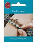 Boye Stitch Count Bracelet