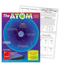 The Atom Learning Chart 17\u0022x22\u0022 6pk