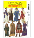 McCall\u0027s Pattern M5905 Children\u0027s Biblical Costumes