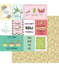 Photoplay Paper Spread Your Wings 12\u0027\u0027x12\u0027\u0027 Double-Sided Cardstock-Grow