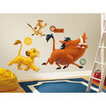 York Wallcoverings Wall Decals-The Lion King Giant