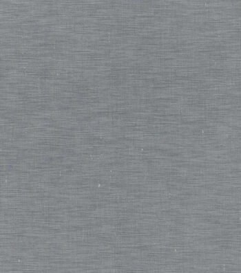 P/K Lifestyles Upholstery 8x8 Fabric Swatch-Perry/Charcoal