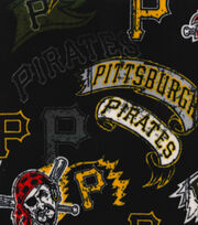 Pittsburgh Pirates Fleece Fabrics-Vintage, , hi-res