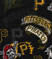 Pittsburgh Pirates Fleece Fabrics-Vintage, , hi-res