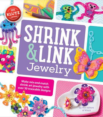 Klutz Shrink & Link Jewelry Book