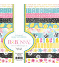 BoBunny Single-Sided Paper Pad 6\u0022X6\u0022 36/Pk-Summer Mood