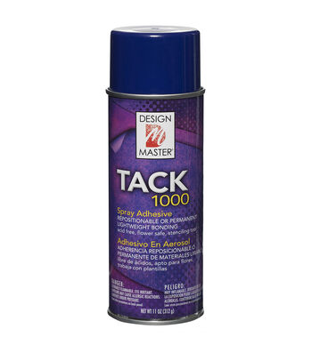 Design Master Tack 1000 Spray Adhesive-11 oz.