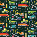 Super Snuggle Flannel Fabric-Construction on Green