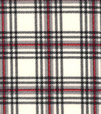 Snuggle Flannel Fabric -Amelia Plaid