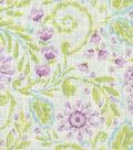 Home Decor 8\u0022x8\u0022 Fabric Swatch-Dena Layla Heather