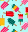 Snuggle Flannel Fabric -Summer Popsicles
