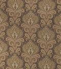 Home Decor 8\u0022x8\u0022 Fabric Swatch-SMC Designs Vivid / Coffee Bean