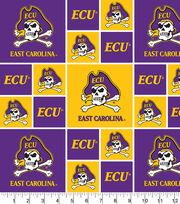 "East Carolina University Pirates Cotton Fabric 43""-Block, , hi-res"