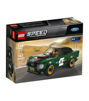 LEGO Speed Champions 1968 Ford Mustang Fastback 75884, , hi-res