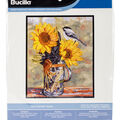 Sunny Counted Cross Stitch Kit 14 Count