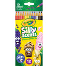 Crayola Silly Scents Colored Pencils-12/Pkg