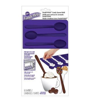 Wilton Silicone Mold-Spoon