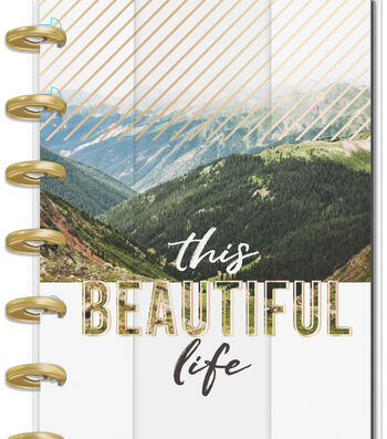 Happy Planner 12 Month Mini Planner-Beautiful Life