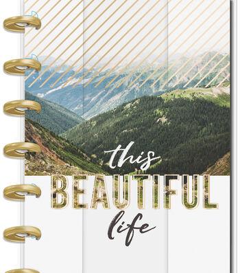 Me & My Big Ideas Happy Planner 12 Month Mini Planner-Beautiful Life