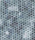 Modern Cotton Fabric 43\u0022-Triangle Diamond Dots