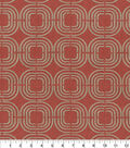 PKL Studio Upholstery Décor Fabric-Chain Reaction Cayenne