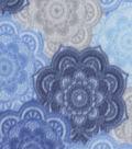 Anti-Pill Fleece Fabric 59\u0022-Mandala