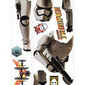 York Wallcoverings Giant Wall Decal-Star Wars Ep. VII Storm Trooper