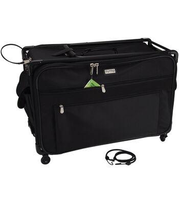 TUTTO XL Machine on Wheels Case-Black
