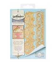 Spellbinders Card Creator 3 Pack Etched Dies-Graceful Damask, , hi-res