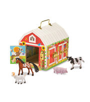 Melissa & Doug Wooden Latches Barn, , hi-res