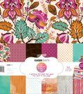 Kaisercraft Paper Pack 12\u0022X12\u0022-Bombay Sunset